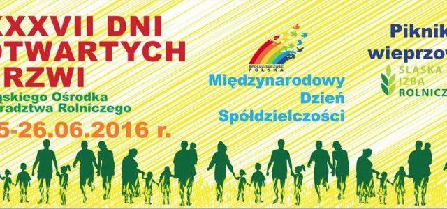Zapraszamy na XXXVII Dni Otwartych Drzwi ŚODR Szanowni Państwo Śląski Ośrodek Doradztwa Rolniczego w Częstochowie pragnie zaprosić do udziału w XXXVII Dni Otwartych Drzwi, które odbędą się w dniach 25-26 […]