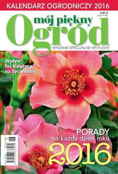 Mój Piękny Ogród - wydanie specjalne 6/2015