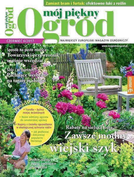 Mój Piękny Ogród 6/2017