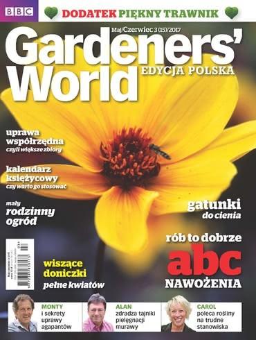 Gardeners World Edycja Polska: maj - czerwiec 2017