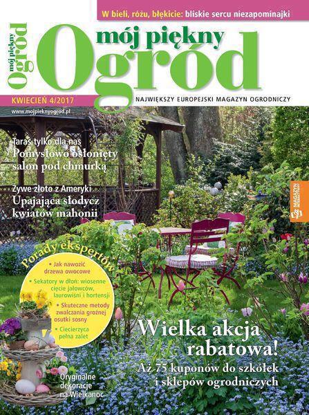 Mój Piękny Ogród 4/2017