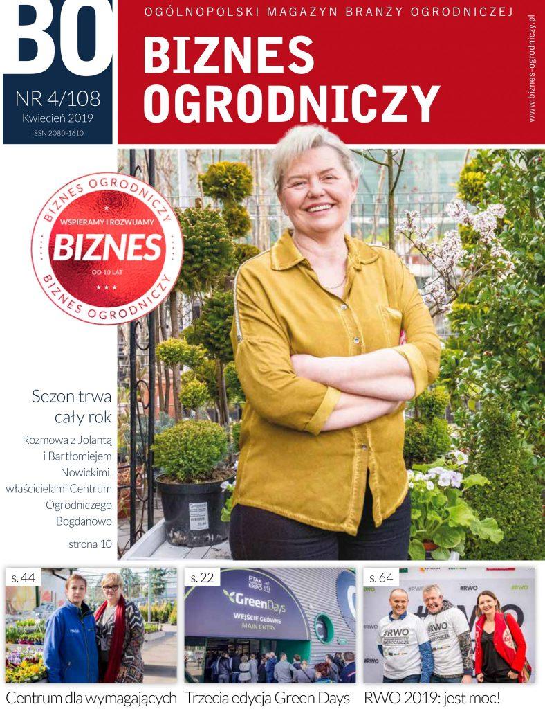 Biznes Ogrodniczy 2019-04-08