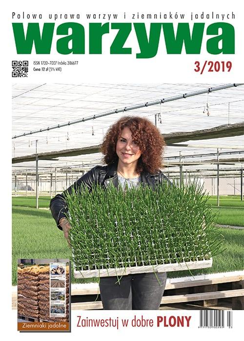 Warzywa 3/2019