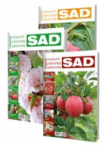 Prenumerata: Miesięcznik Praktycznego Sadownictwa SAD