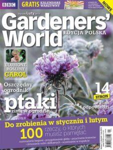 Gardeners World Edycja Polska: styczeń - luty 2015