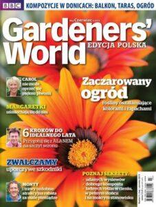 Gardeners World Edycja Polska: maj - czerwiec 2015