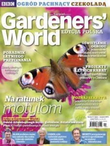 Gardeners World Edycja Polska: lipiec - sierpień 2015
