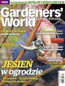 Gardeners World Edycja Polska: wrzesień - październik 2015