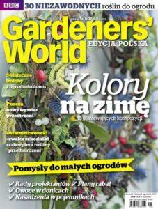 Gardeners World Edycja Polska: listopad - grudzień 2015