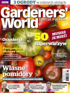 Gardeners World Edycja Polska: styczeń - luty 2016