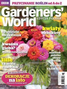 Gardeners World Edycja Polska: marzec - kwiecień 2016