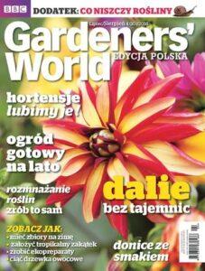 Gardeners World Edycja Polska: lipiec - sierpień 2016