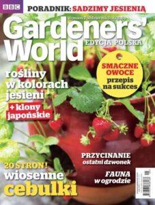 Gardeners World Edycja Polska: wrzesień - październik 2016