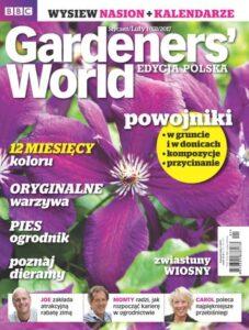 Gardeners World Edycja Polska: styczeń - luty 2017