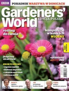Gardeners World Edycja Polska: marzec - kwiecień 2017