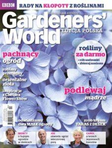 Gardeners World Edycja Polska: lipiec - sierpień 2017
