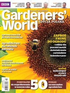 Gardeners World Edycja Polska: styczeń - luty 2018