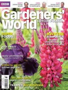 Gardeners World Edycja Polska: maj - czerwiec 2018