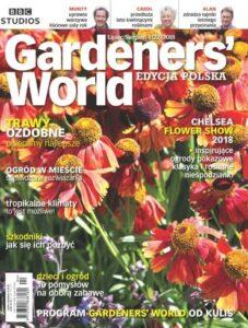 Gardeners World Edycja Polska: lipiec - sierpień 2018