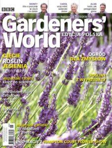 Gardeners World Edycja Polska: wrzesień - październik 2018
