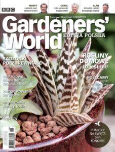 Gardeners World Edycja Polska: listopad - grudzień 2018