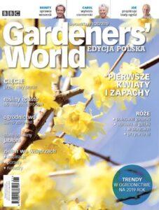 Gardeners World Edycja Polska: styczeń - luty 2019