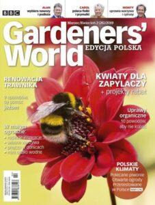 Gardeners World Edycja Polska: marzec - kwiecień 2019
