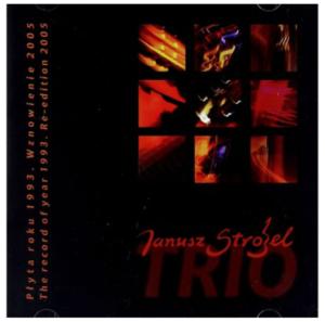 Janusz Strobel Trio (CD)
