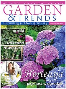 Garden & Trends czerwiec / lipiec 2017
