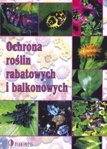 Ochrona roślin rabatowych i balkonowych
